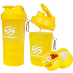 Smart Shake New Neon Yellow 600ml