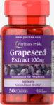 Екстракт от гроздово семе 100mg - 50 капсули
