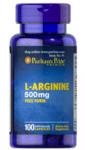 Puritan's Pride L-Arginine 500mg - 100 капсули