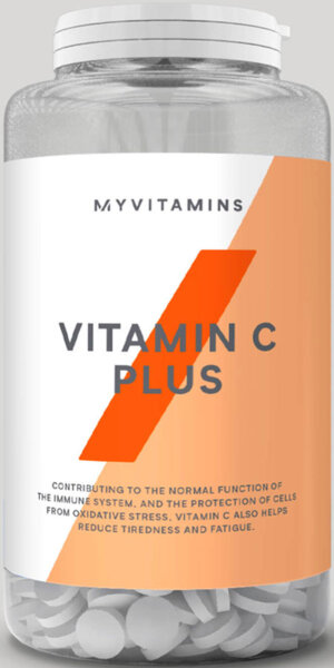 MyProtein Vitamin C Plus 1000mg - 180 таблетки