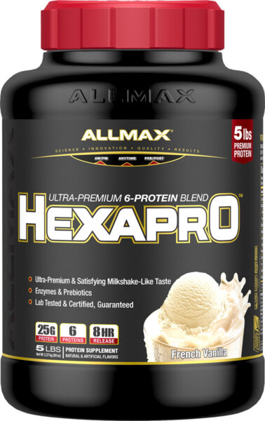 AllMax HexaPro 2.27kg (5lb)