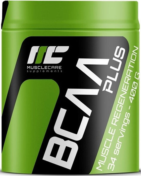 Muscle Care BCAA Plus 400g