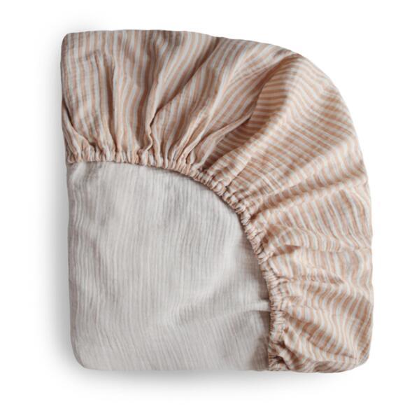Муселиново чаршафче /Natural Stripe