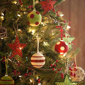 Аксесоари за Коледни Елхи Изображение