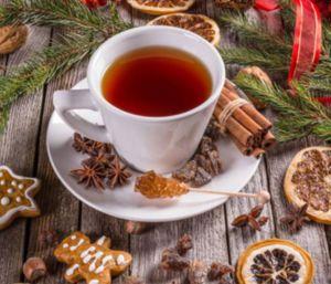 Кутии с Чай за Подарък Изображение