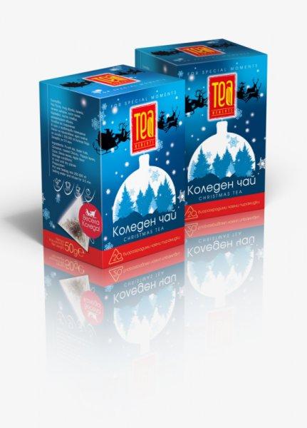 1 х Български Коледен Чай