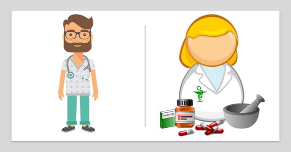 Кой знае повече – лекар или фармацевт?
