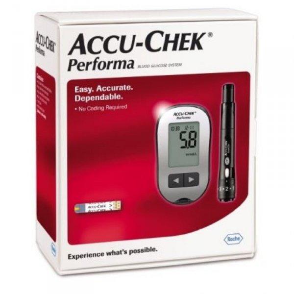 Глюкомер Accu-chek Performa (Аку-чек Перформа)