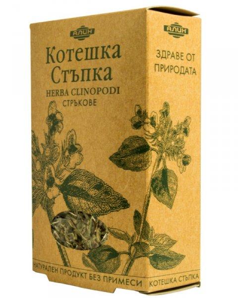 Котешка стъпка стрък (Herba Clinopodi) 50г Алин