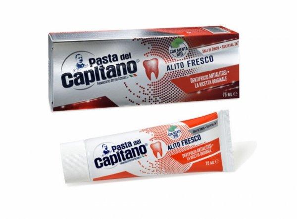 Pasta Del Capitano Паста за зъби за свеж дъх 75мл