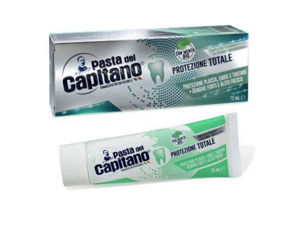 Pasta Del Capitano Паста за зъби за цялостна защита и свеж дъх 75мл