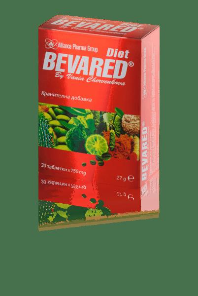 Биваред Диет (Bevared Diet) таблетки x30