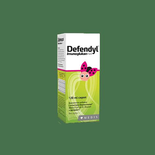 Дефендил (Defendyl) сироп 120мл