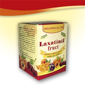Лаксатинил (Laxatinil) фрукт слабителен мармалад 200г
