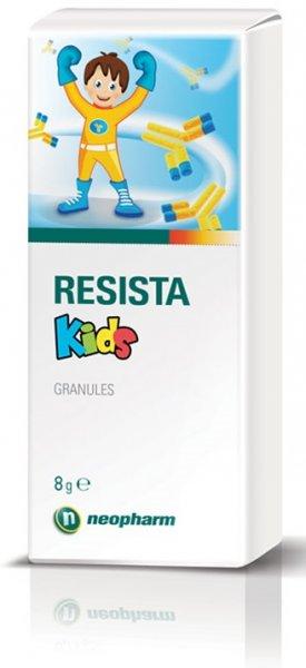 Резиста за деца (Resista KIDS) гранули за сироп 100мл