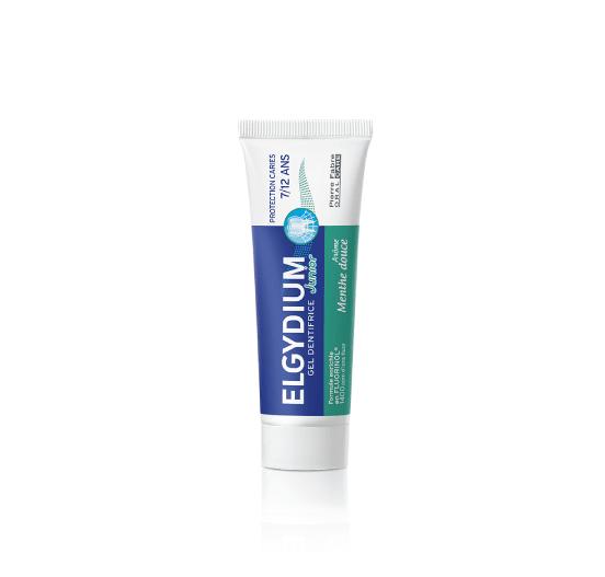 Паста за зъби Elgydium Junior 7-12г Мента