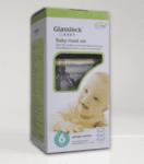 Glasslock Baby Стъклени Бебешки кутии за съхранение на храна 210мл x3 бр