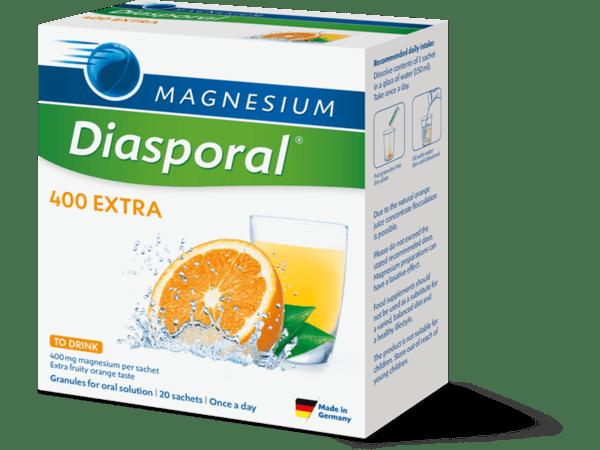 Магнезиев Диаспорал (Magnesium Diasporal) сашета 400мг x20