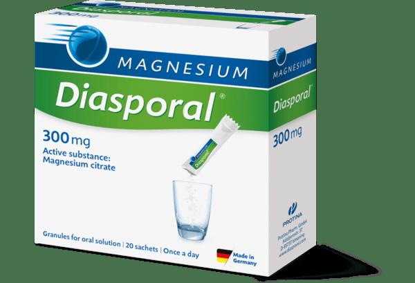 Магнезиев Диаспорал (Magnesium Diasporal) сашета 300мг x20