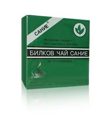 Чай за отслабване Сание (Sanye) филтър x30