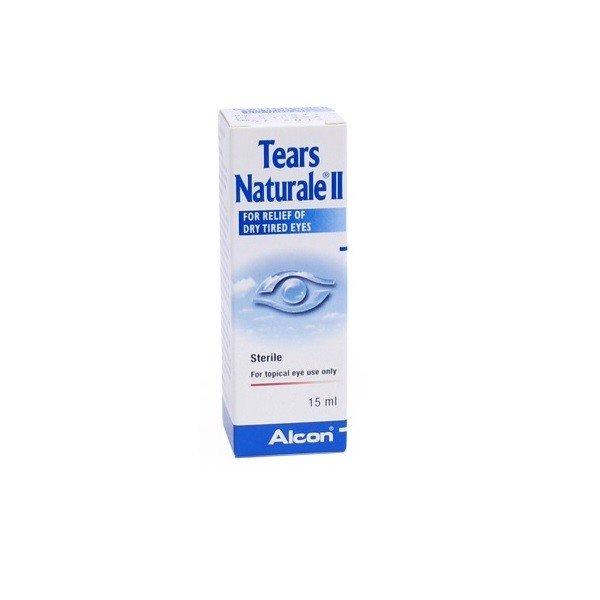 Тиърс Натурале II капки за очи 15мл (Tears Naturale II)