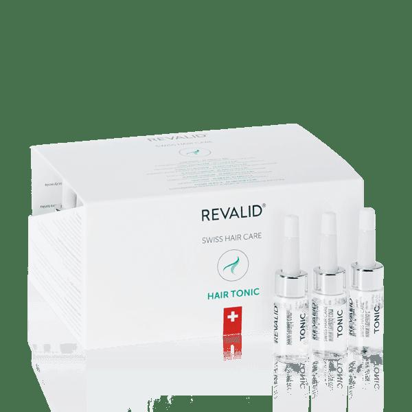 Ревалид (Revalid) Тоник за коса ампули 6мл x20 броя
