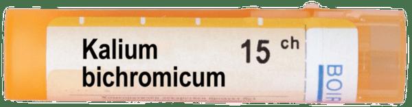 Kalium bichromicum Boiron (Калиум бихромикум Боарон)