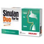 Синулан ДУО Форте таблетки x30 (Sinulan DUO Forte)