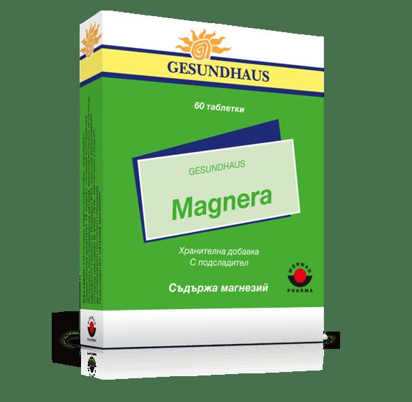 Магнера (Magnera) таблетки x60