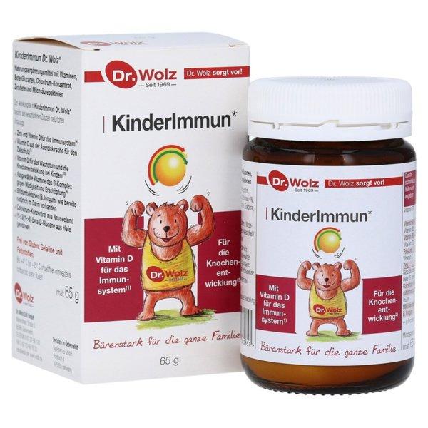 Dr. Wolz Киндеримун (Kinderlmmun) прах 65г