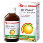 Dr. Wolz Цел Оксиджен Имунокомплекс сироп 250мл (Zell Oxygen Immunkomplex)
