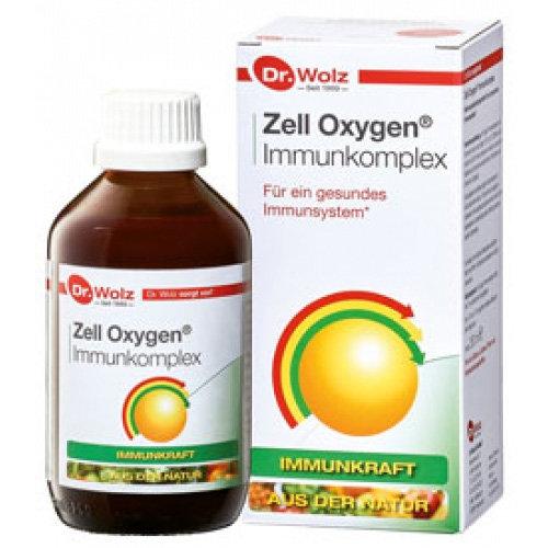 Dr. Wolz Цел Оксиджен Имунокомплекс (Zell Oxygen® Immunkomplex) сироп 250мл