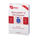 Dr. Wolz Санузела Д капсули x20 (Sanuzella D)