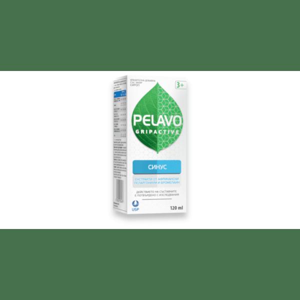 Пелаво (Pelavo) Синус сироп 120мл