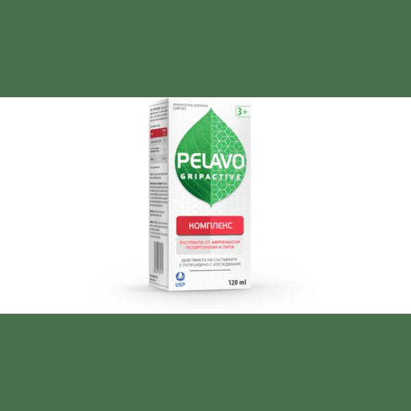 Пелаво (Pelavo) Комплекс сироп 120мл