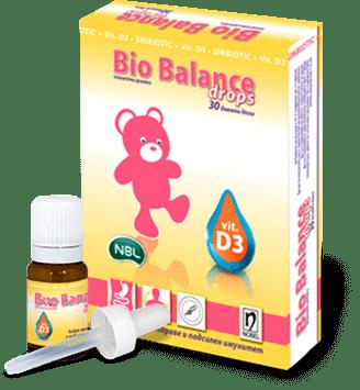 Био Баланс Бебе капки 7.5мл (Bio Balance Baby)