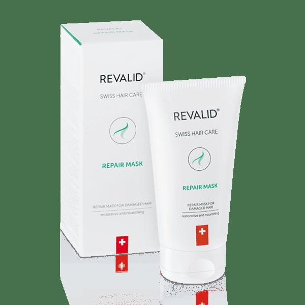Ревалид (Revalid) Възстановяваща маска за коса 150мл