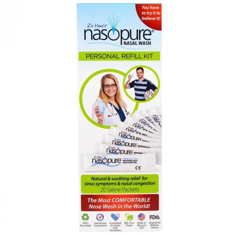 Назопюр прахчета 20 броя (Nasopure прахчета)