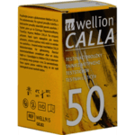 Тест ленти за глюкомер Wellion CALLA 50 броя