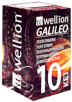 Тест ленти за Кетони за глюкомер Wellion GALILEO 10 броя