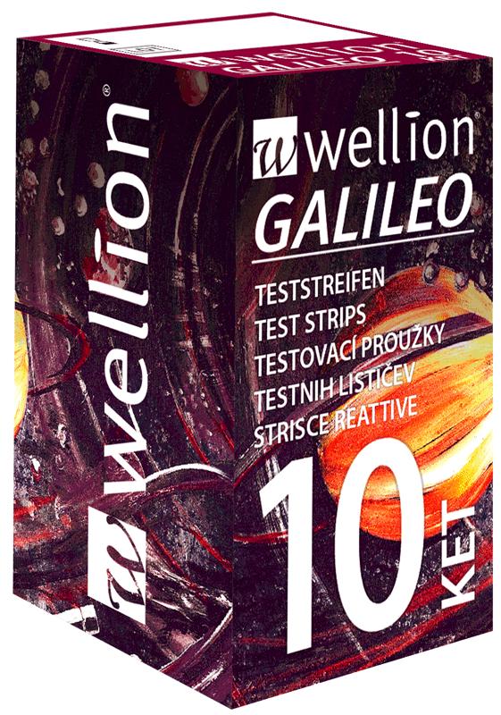 Тест ленти за Кетони Wellion GALILEO