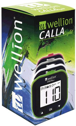 Глюкомер за кръвна захар Wellion CALLA Light