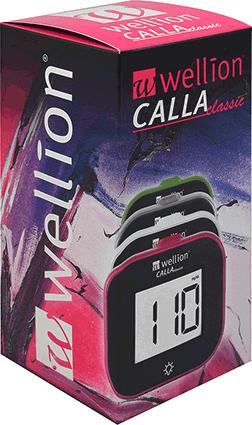 Глюкомер за кръвна захар Wellion CALLA Classic с 50 броя тест ленти