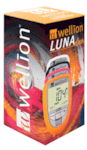 Глюкомер Wellion LUNA DUO за кръвна захар и Холестерол кутия