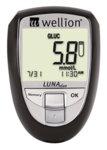 Глюкомер Wellion LUNA DUO за кръвна захар и Холестерол