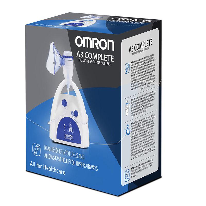 Инхалатор Omron DUO BABY-Copy