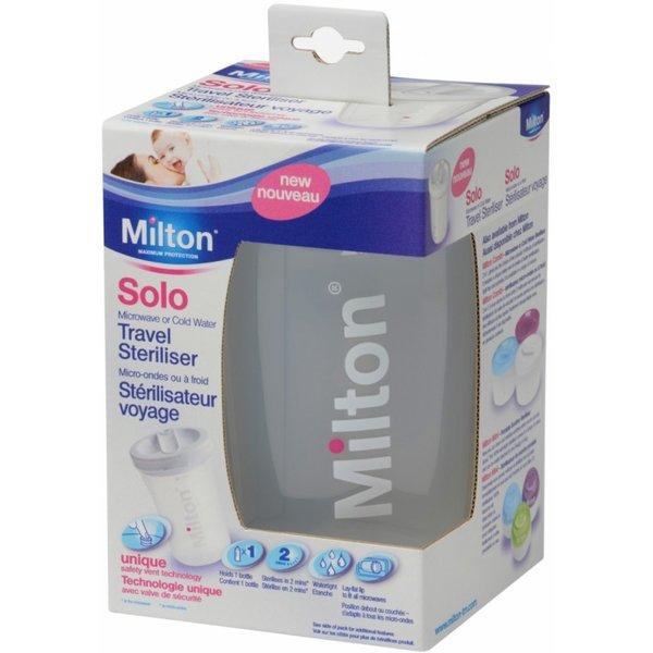 Milton Solo Мини стерилизатор 1.25л
