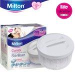 Milton Combi стерилизатор 5 л. +28 таблетки Milton