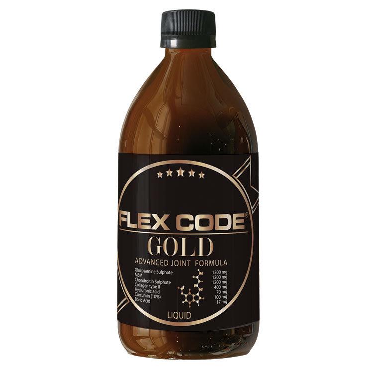 Флекс Код Голд сироп (Flex Code Gold)