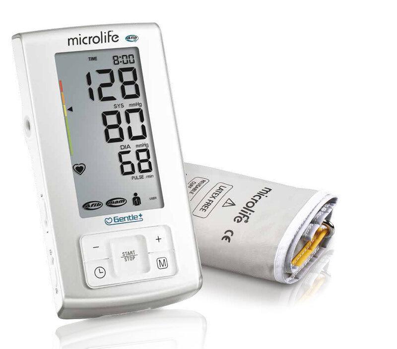 Апарат за кръвно Microlife електронен BP A3 Plus с AFIB-Copy